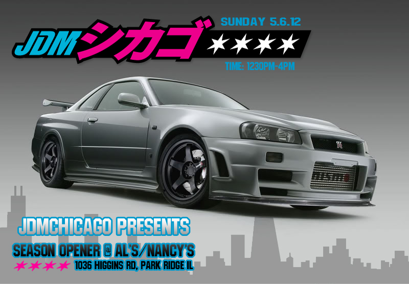 jdm chicago meet 2012 honda