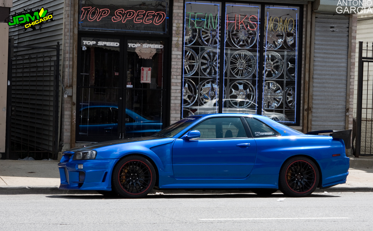 JDM Chicago Feature: Joey Feng's 1999 R34 Skyline GT-R - Unofficial ...