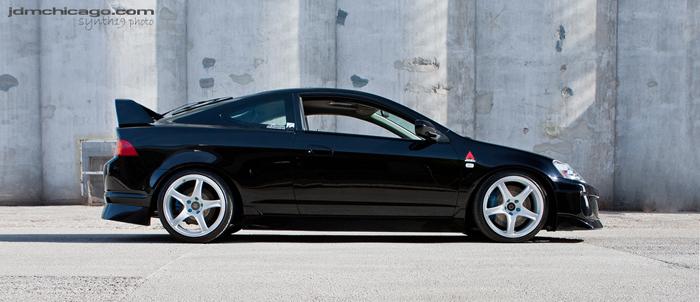 Feature: 2002 Honda Integra/Acura RSX Type-S «