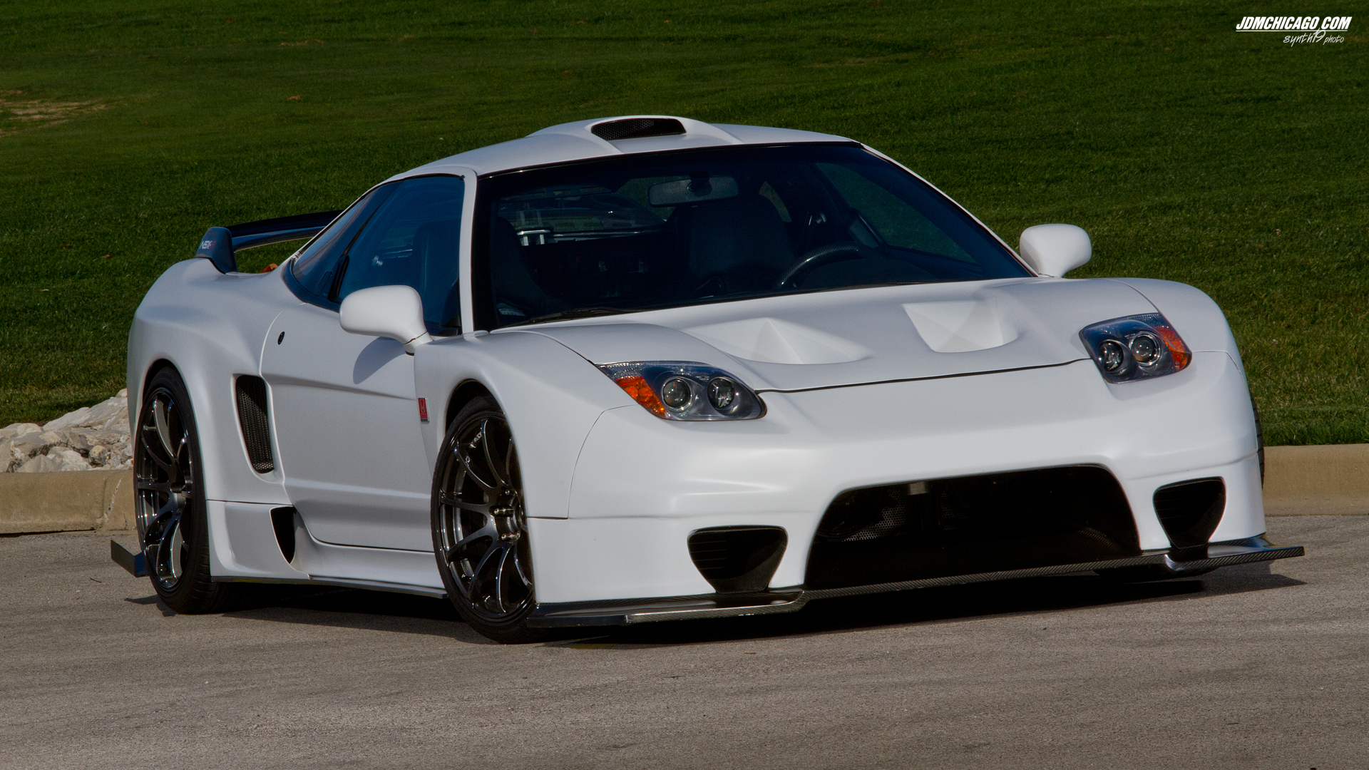 Project Widebody- Jeff's 1991 Acura NSX