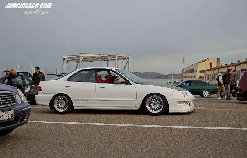 Integra with Sprint Hart CPR's